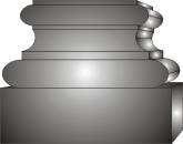 Baza pilastra 1