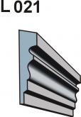 opaska okienno podparapetowa L021